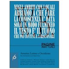 America latina e Occidente