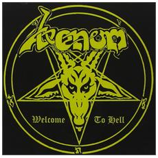 Cd Venom - Welcome To Hell