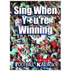 Karaoke - Sing When You'Re Winning