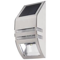 Portalampada Solare Con Sensore Di Movimento Kanlux Soper Pv-se Cod. 25751 - Luce Fredda