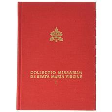 Collectio missarum de beata Maria Virgine