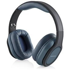 MC-851 COMFORT, Padiglione auricolare, Blu, Cablato, Circumaurale, 20 - 20000 Hz