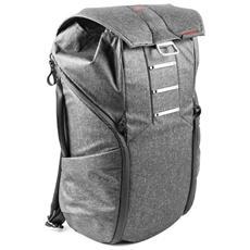Everyday Backpack, Zaino, Universale, Carbonella, Tela, Sintetico, 380 x 250 x 25 mm, 330 x 220 x 10 mm