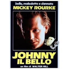 DVD JOHNNY IL BELLO (ed. sp. O-card+book)