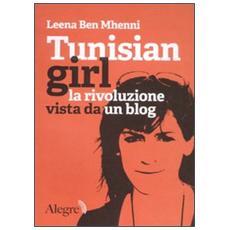 Tunisian girl. La rivoluzione vista da un blog