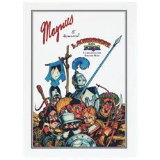 Magnus - La Compagnia Della Forca #02 - La Minaccia Del Grande Buio