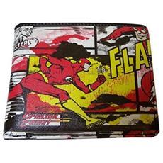 Portafoglio Dc Comics Wallet In A Tin Running Flash