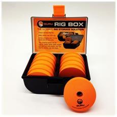 Rig Box Unica Nero Arancio