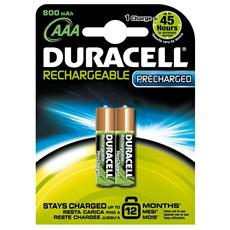 Staycharged Batterie Ricaricabili AAA Ministilo 2x