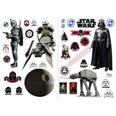 Stickers Assortiti Star Wars - Serie 2