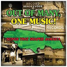 Out Of Many, One Music! (2 Lp)