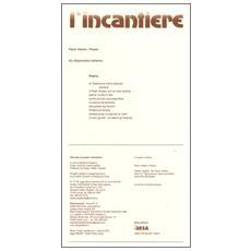 Incantiere vol. 77-79 (L')