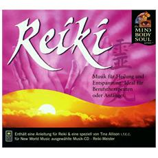 Reiki - Mind Body Soul Series