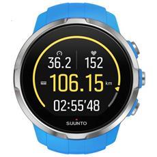 Spartan Sport Blue Robusto Orologio Gps Multisport Dotato Di Touch Screen Colori