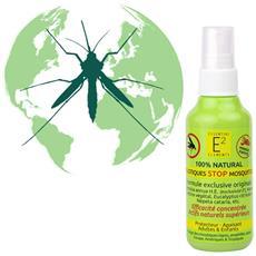 Bio Stop Zanzare Ai 22 Oli Essenziali - Schermo Protettore Naturale Calmante, Adulti & Bambini (anti Zanzare)