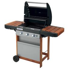 Barbecue a Gas 3 Series Woody L