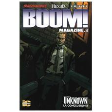 Boom! Magazine. Vol. 8