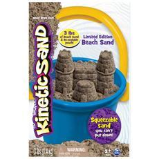 Kinetic Sand - Confezione Sabbia Effetto Bagnoasciuga