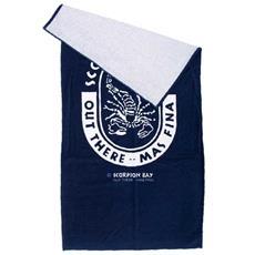 Telo Logo Unica Blu