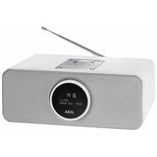 Radio Stereo Dab + Sr 4372 Bianco