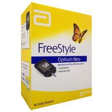 Freestyle Optium Neo Kit Di Misrurazione Della Glicemia - Glucometro + Strisce + Lancette Pungidito