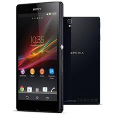 Xperia Z, SIM singola, Android, EDGE, GSM, HSPA+, bar, Qualcomm