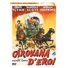 Dvd Carovana D'eroi