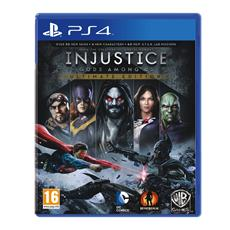 PS4 - Injustice: Gods Among Us GOTY Ultimate Edition
