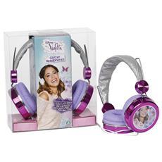 Kuffione Violetta Glitter
