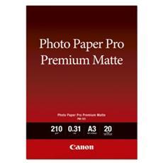 Pm-101 A3+ 20sh Photo Paper Premium Matte A3+ 20 Fogli
