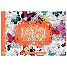 Tuoi Indimenticabili Disegni Da Colorare E Regalare (I) - 30 Cartoline Staccabili