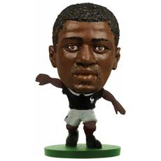 calcio figurine 'patrice evra' fff - team france - [ n6428]