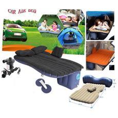 Materasso Letto Gonfiabile Airbed Per Auto Sedile Posteriore Macchina Con Pompa