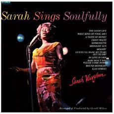 Sarah Vaughan - 1924-1990 - Sarah Sings Soulfully