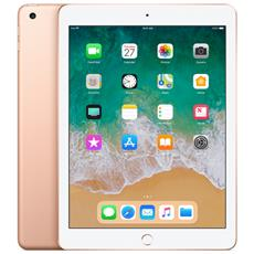 "iPad (2018) 128 GB 9.7"" Wi-Fi - 4G Oro"