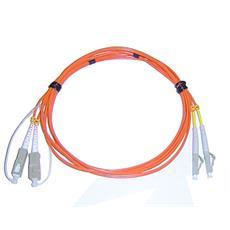 Cisco Duplex Cable 10m Arancione cavo a fibre ottiche