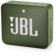 Speaker Go 2 Bluetooth Waterproof Portatile con Microfono Colore Verde