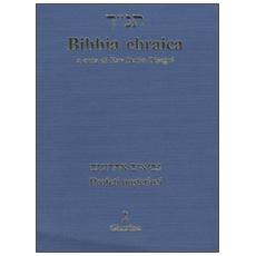 Bibbia ebraica. Profeti posteriori. Testo ebraico a fronte