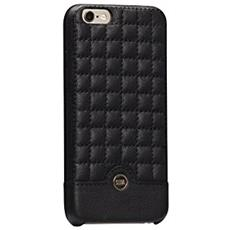 Cases Isa Quilted Snap On iPhone 6 / 6s nero