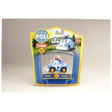 Robocar Poli - Poli - Die Cast - Play & Fun - Modellino Non Trasformabile