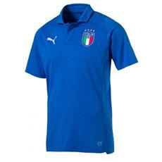 Figc Italia Casual Perf. Polo Uomo Taglia S