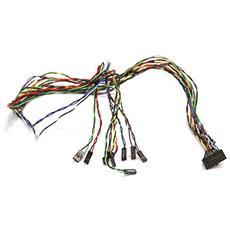 Front Panel Switch Cable, 20-pin Split, 30cm 20-pin cavo di interfaccia e adattatore