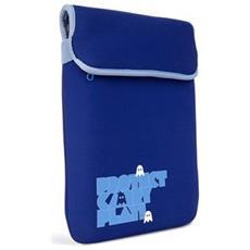 "Lapmotion F51 10.2"" Custodia a tasca Blu"