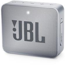 Speaker Go 2 Bluetooth Waterproof Portatile con Microfono Colore Grigio