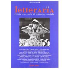 Letteraria. Rivista semestrale di letteratura sociale. Vol. 2