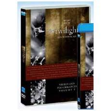 Dvd Twilight Saga Soundtracks (the) #01