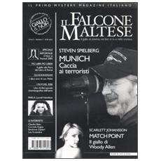 Falcone maltese. Il giallo al cinema, nei libri, in tv e nella cronaca (2006) (Il) . Vol. 7