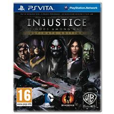 PSVITA - Injustice: Gods Among Us GOTY Ultimate Edition
