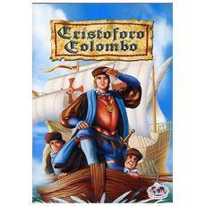 Dvd Cristoforo Colombo