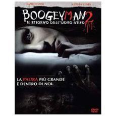 Dvd Boogeyman 2 - Il Ritorno Dell'uomo. .